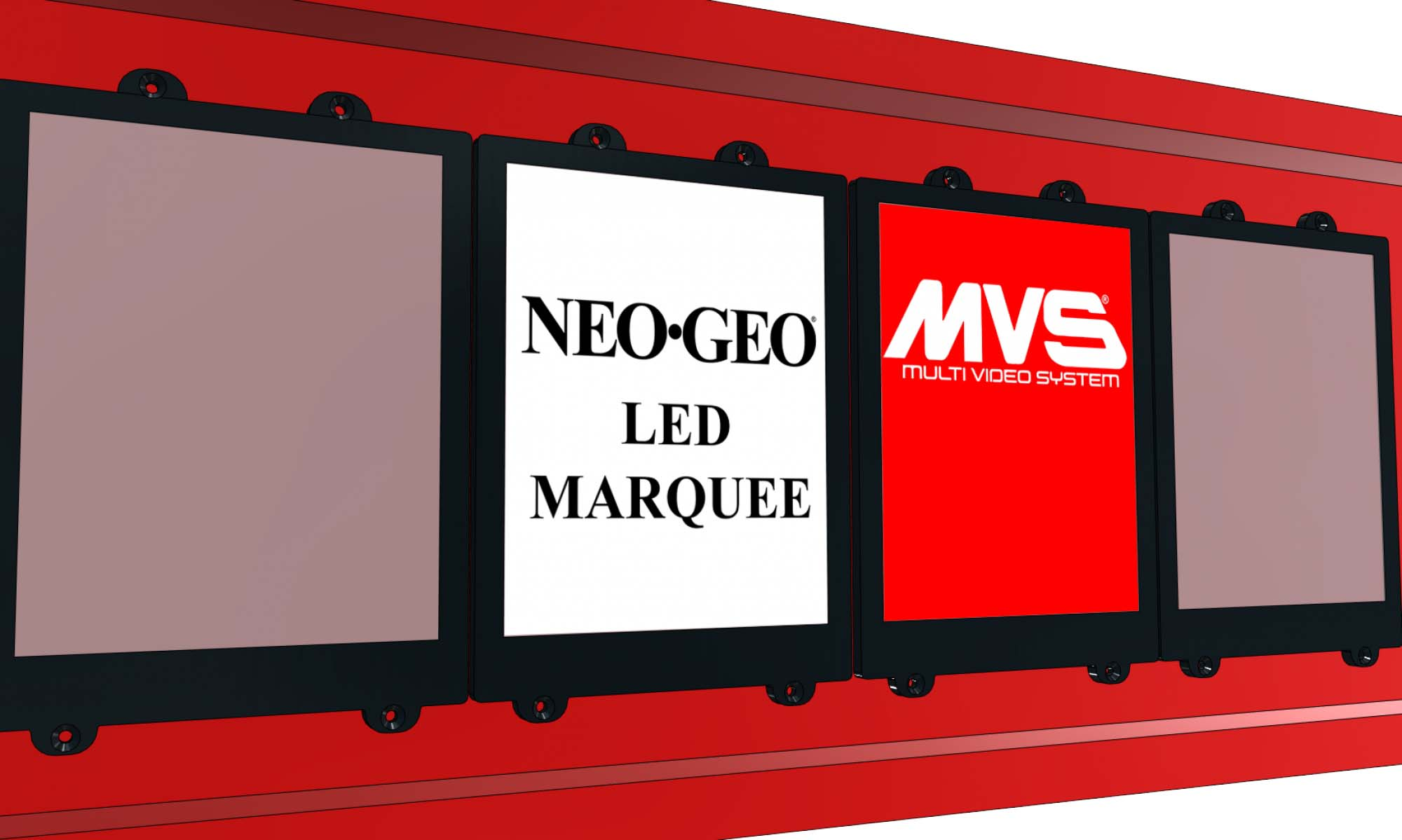 Neo Geo Led Marquee
